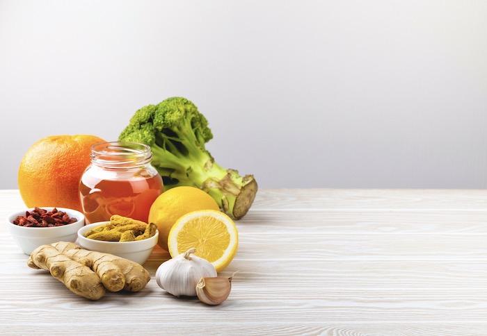 免疫力を高める食事